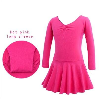 Hot Pink, Long Sleeved