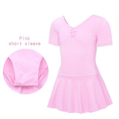Pink, Short Sleeved