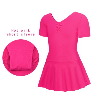 Hot Pink, Short Sleeved