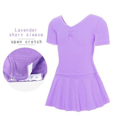 Lavender, Short Sleeved